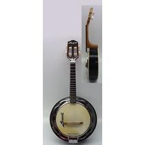 Marquês Bm 1202 Banjo Acustico Preto - Frete Grátis