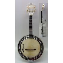 Frete Grátis - Marquês Ba 1112 Banjo Elétrico Corpo Acrilico