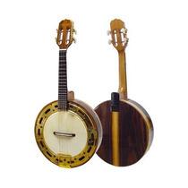 Banjo Rozini Profissional Rj12eln Elétrico Cheiro De Música