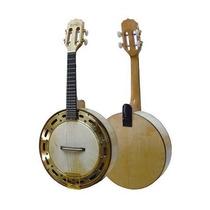 Banjo Elétrico Rozini Rj13eln Na Loja Cheiro De Música !!