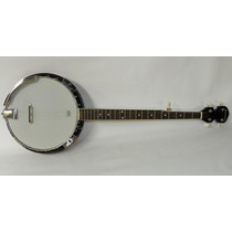 Banjo Americano 5 Cordas Harmony Fbj-25 Acompanha Capa