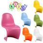 Cadeira Infantil Panton Kids Em Pp Para Crianças/decoração