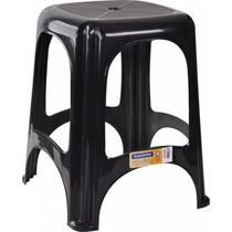 Conjunto 12 Bancos Plástico Cadeiras Plástica Tramontina Pre