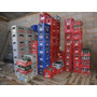 Engradado P/ Refrigerante 24 Garrafas Ks 290ml 3 Kg 45x30x30