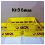 Caixa Engradado Cerveja 300ml 15 Garrafas Skol Kit 3 Caixas