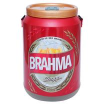 Promoção Cooler Novo Brahma 24 Latas Cerveja Refrigerante
