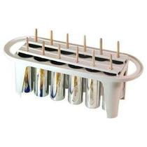 Forma Para Sorvete Picolé (12 Picolés) - Em Aluminio