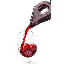 Mini Aerador Vinho Decantador Oxigenador Corta Gota Biqueira