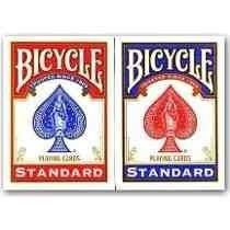 2 Baralhos Bicycle Standard - Frete Grátis