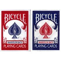 Baralhos Bicycle Mandolin Back - Mágica Poker Pôquer
