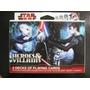 Par De Baralhos Jogo De Cartas Importado Lacrado - Star Wars