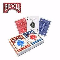 Baralho Bicycle Standard Original - Mágica/poker/cardistry
