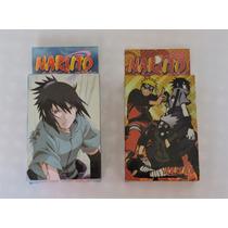 Baralho Naruto - 2 Modelos Diferentes - 54 Cartas Cada Um