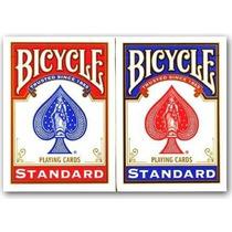 Baralho Bicycle Standard Original Vermelho/azul