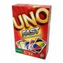Jogo De Carta Uno Fast - Original / Lacrado - Matel