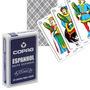 Kit 2 Baralhos Cartas Copag Espanhol Azul Truco Lacrado Nf