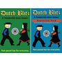 Dutch Blitz Original E Expansão Card Game Set Pacote
