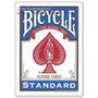 Baralho Bicycle Standard Azul - Poker Size