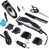 Maquinda De Cortar Cabelo Barbeador Trimmer Pro Nf+ Garantia