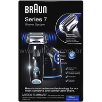 Barbeador Braun Serie 760cc-4 Top *** Lacrado*** - Envio Já