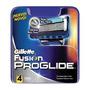 Gillette Fusion Proglide Com 4 Refil