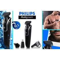 Kit Aparador De Barba E Pêlos Philips Multigroom Qg3320