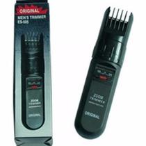 Barbeador Aparador Zoom Trimmer Original Es-505 Novo Caixa