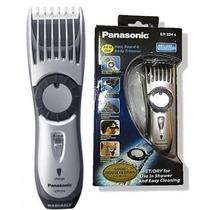 Máquina De Cortar Cabelo Aparar Barba Bigode Panasonic Er224