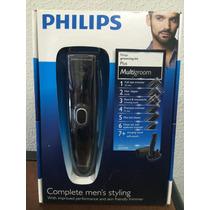 Aparelho Barbear E Cabelo Philips Qg3250,novo,sem Uso, Orig