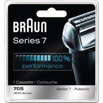 Lâmina Barbeador Braun Serie 7 - Cartucho 70s - Lacrada Nova