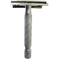 Aparelho Para Barbear Metal Modelo Antigo - Un