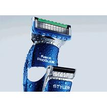 Barbeador Aparador Pêlos 3x1 Gillette Fusion Proglide Styler