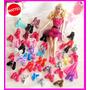 Sapatinho De Luxo Para Barbie * Sapato Varios Modelos
