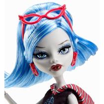 Óculos Vermelho Da Boneca Monster High * Ghoulia Yelps