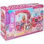 Casa De Ferias Da Barbie Nova - Real Casa Luzes E Sons