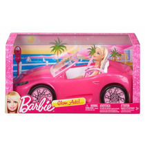 Carro Da Barbie Glam Auto Y7056 Mattel