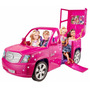Barbie Limousine Rock And Royals Filme 2015 - Mattel Chg34