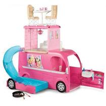Barbie Family Novo Mega Trailer