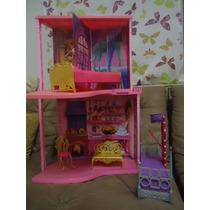 Castelo Boneca Barbie Três Mosqueteiras + Acessórios Fotos
