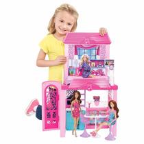 Barbie Glam Vacation House 2014 Casa Da Barbie + Barbie