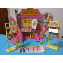 Surf Shop Loja Conveniência Da Barbie 1987 Califórnia Dream