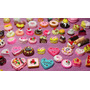 Kit De 5 Miniaturas Comida P/ Boneca Barbie Blythe * Re Ment