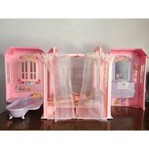 Casa Da Barbie Antiga Da Mattel Linda Para Colecionadores