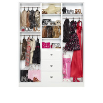 The Barbie Look Wardrobe - Nrfb