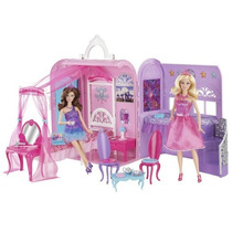 Barbie A Princesa E A Pop Star - Quarto Da Princesa X3706
