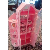 Sala De Jantar Casa Dos Sonhos Barbie