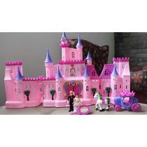 Brinquedo Castelo De Princesa Infantil Musical