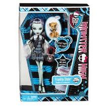 Monster High Frankie Stein Classica Mattel Pronat Entrega