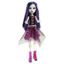 Boneca Monster High Spectra Luzes Apavorantes Mattel Bebe