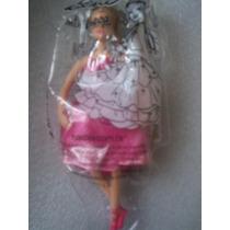 Mini Boneca Barbie ( Brinde Do Ovo De Pascoa Lacta 2013)